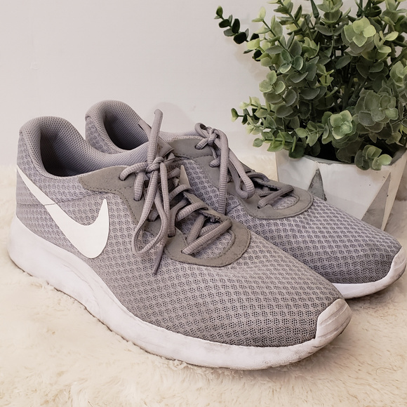 Comfort Gray Shoes Sneakers Size